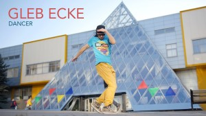 Dancer Gleb Ecke: Happy Birthday Chisinau!