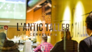 L'Antic Taller Cerveseria Promo Video